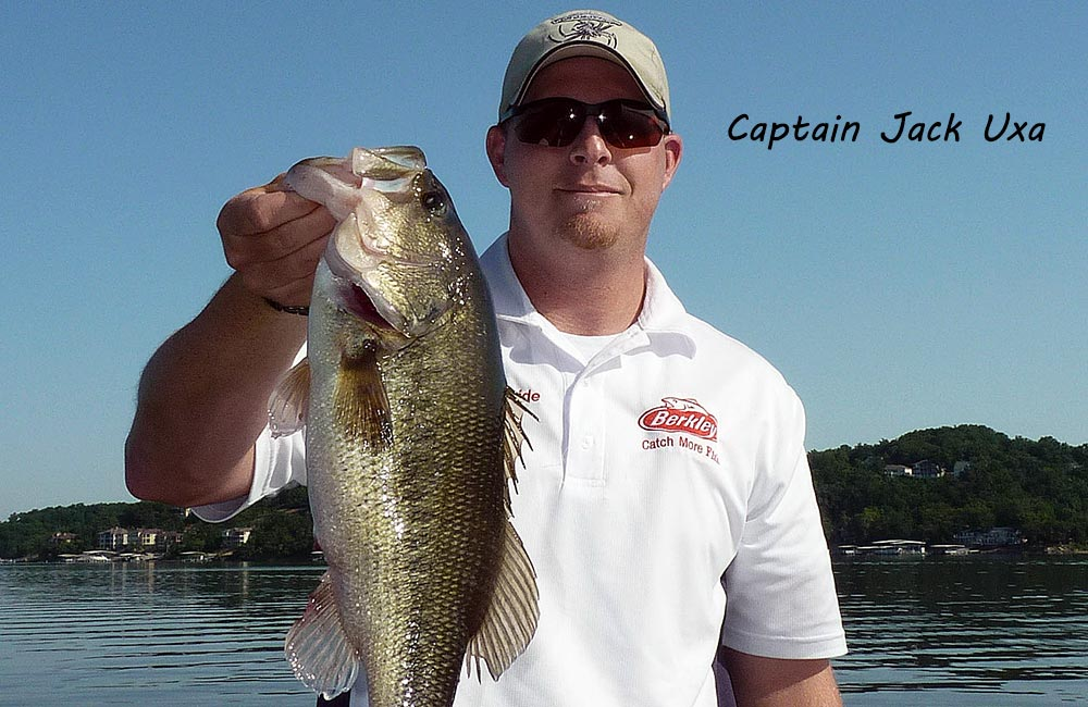 Jack 39 s guide service home fishing lake of the ozarks for Crappie fishing lake of the ozarks